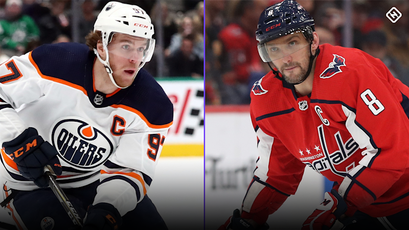 Oilers' Connor McDavid, Capitals' Alex Ovechkin among NHL All-Star Game division captains