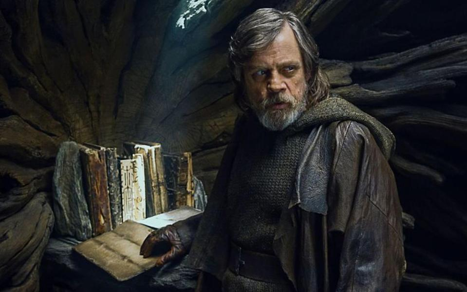 The Last Jedi was also targeted by disgruntled fans