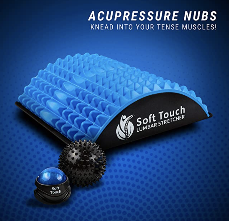 Soft Touch Back Stretcher. PHOTO: Amazon