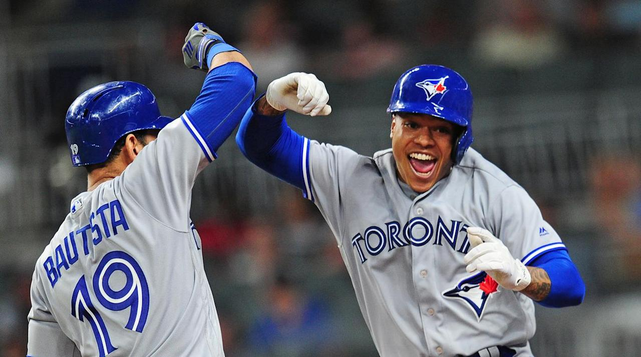 """<p>Thursdays can be dull in the baseball world because of open dates and lifeless day games. Thankfully, this Thursday provided plenty to analyze. Here's the best of what you missed during yesterday's action.</p><p><strong>1. Let Pitchers Hit!</strong></p><p>Perhaps you're an avowed supporter of the designated hitter. Perhaps Major League Baseball should, finally, do away with pitchers hitting in the National League to bring some needed consistency to its rules. But if that happens, we'll be denied the thrill of seeing the unlikely pitcher home run. On Thursday night, Blue Jays starting pitcher Marcus Stroman provided the rare instance of an American League pitcher smashing a dinger during Toronto's 9–0 win over the Braves in Atlanta. </p><p>Over the long haul of a 162-game season, pitcher home runs (and extra-base hits) are moments that can excite the entire team. The Jays had lost the first three games of the series, were dealing with the fallout of Kevin Pillar using a homophobic slur against reliever Jason Motte, and <a rel=""""nofollow"""" href=""""https://www.si.com/mlb/2017/05/18/julio-teheran-hits-jose-bautista-blue-jays-braves-beef"""">saw slugger Jose Bautista get plunked early in the game</a> after two bench-clearing incidents on Wednesday. The reactions from Stroman's teammates prove that all the frustration of a forgettable series momentarily dissolved after seeing their pitcher—one who might see some 10 plate appearances all season—hit his first career home run.</p><p>There was genuine fan interest in Giants starting pitcher Madison Bumgarner participating in last year's home run derby (Bumgarner himself wanted to participate, but the player's union summarily killed the idea), and Bartolo Colón's 2016 home run off of James Shields was arguably the most popular highlight of the season. The DH might be the more practical and player-friendly option, but it's not nearly as fun as watching a pitcher help himself out.</p><p><strong>2. The Injury Bug bites two of the NL'"""