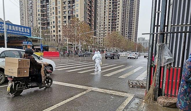 Wuhan health authorities said 27 individuals affected by the virus had been transferred to Wuhan Jinyintan Hospital, according to local news reports. Photo: National Business Daily