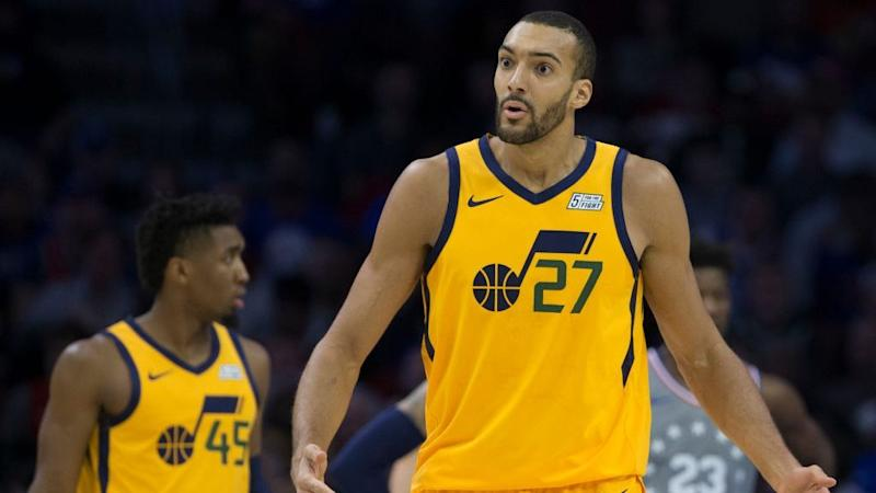 Moved to tears, Rudy Gobert feels disrespect in NBA All-Star snub