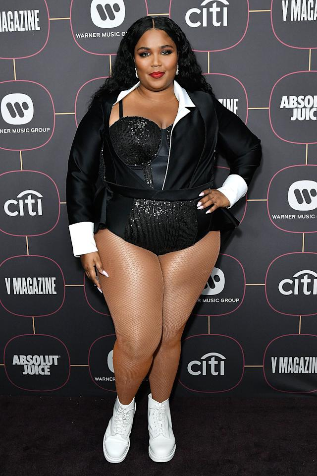 """<strong>""""I'm so much more than that. Because I actually present that [and] I have a whole career; it's not a trend.""""</strong>  — Lizzo, on being a body positivity icon <em>and</em> a musical powerhouse and <a href=""""https://people.com/health/lizzo-says-shes-so-much-more-than-her-body-its-not-a-trend/"""">dealing with people who only focus on her physique</a>, in her <em>Rolling Stone</em> cover interview"""