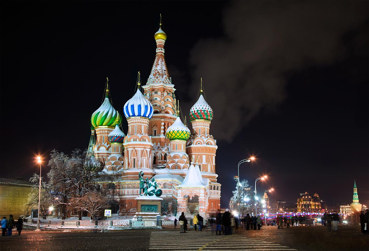 "<p>Moscow is the 2018 home of the World Cup, making it the ideal time to visit the Russian capital. Encompassing 13 cities, <a rel=""nofollow"" href=""https://www.regent-holidays.co.uk/"">Regent Holidays</a> will be putting together a Trans-Siberian railway tour of each of the locations. Prices to be confirmed.<br /><br /></p>"