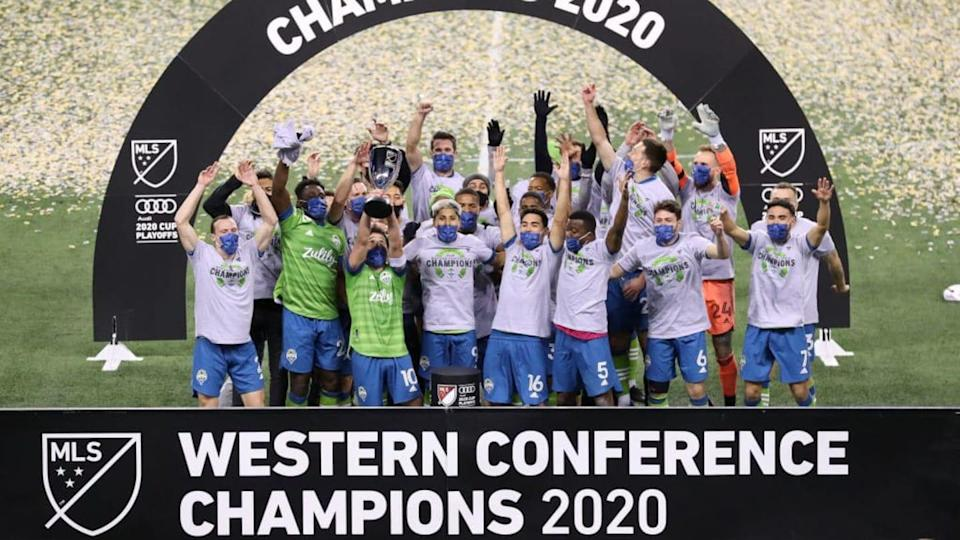 Minnesota United FC v Seattle Sounders: Western Conference Finals - MLS Cup Playoffs | Abbie Parr/Getty Images