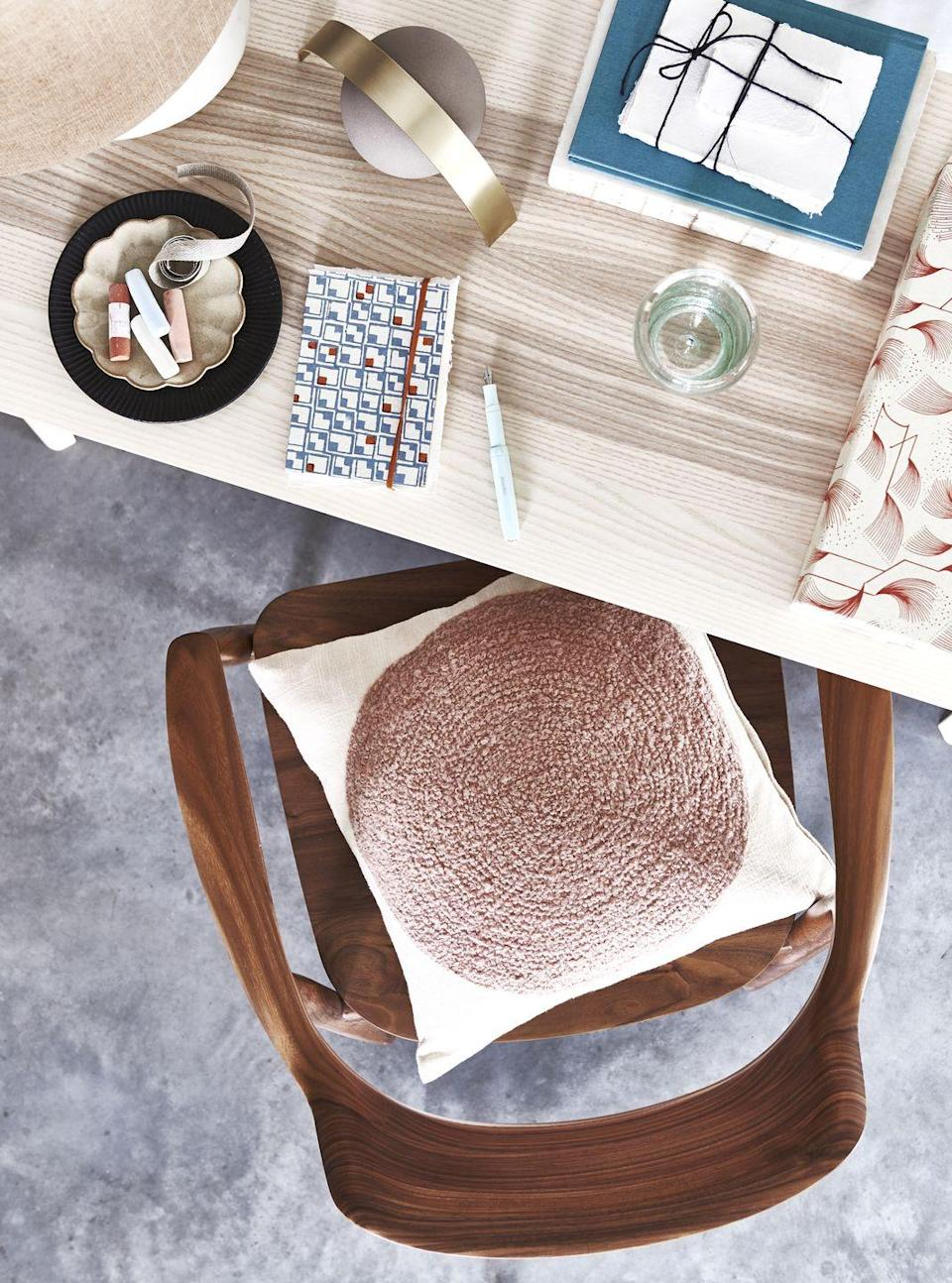 <p>If you're working from home, a muted colour palette is sure to keep you feeling calm.</p>