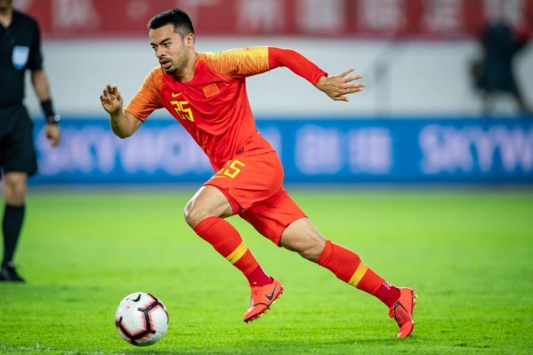 London-born Nico Yennaris, known as Li Ke in Chinese, is the first naturalised player to play football for China