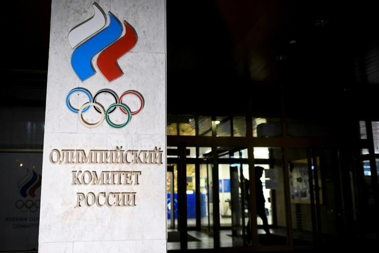 The World Anti-Doping Agency (WADA) on December 10 banned Russia for four years from major global sporting events, including the 2020 Tokyo Olympics and the 2022 World Cup in Qatar (AFP Photo/Alexander NEMENOV)