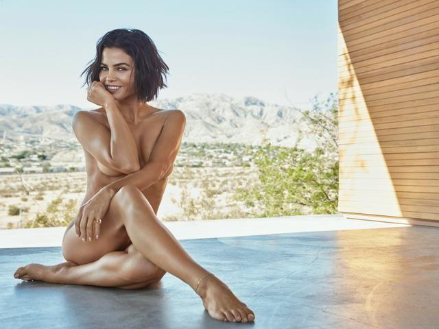 """<p><a href=""""https://www.womenshealthmag.com/uk/fitness/workouts/g35987407/dance-workouts/"""" rel=""""nofollow noopener"""" target=""""_blank"""" data-ylk=""""slk:Dance workouts"""" class=""""link rapid-noclick-resp"""">Dance workouts</a> are sweaty work. Something Jenna Dewan knows all too well. Star of Stp-Up fame, Dewan still works out by getting down with muscle-strengthening, cardio-blasts of dancing. </p>"""