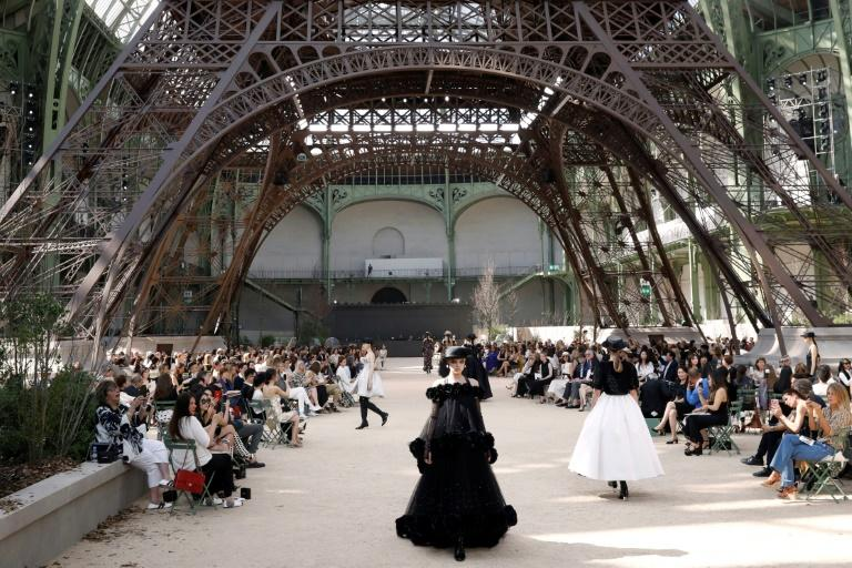 New York, Milan and London have all tried to take its crown, but more than ever Paris remains the world's fashion capital