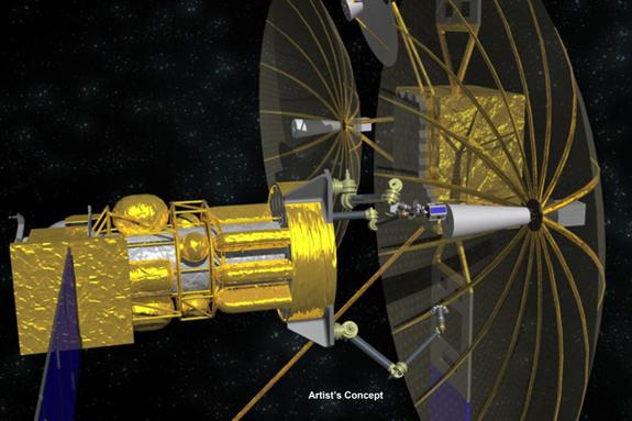 US Military Building Space Robot to Recycle Satellites (Video)
