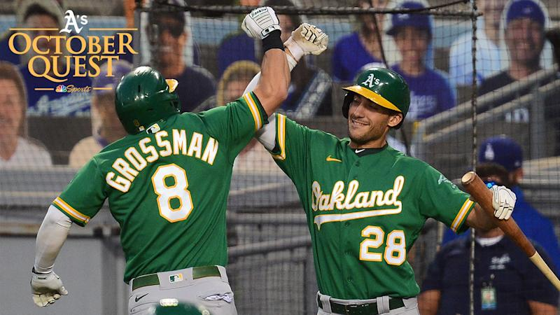 MLB playoff predictions: How pundits see A's faring in expanded postseason