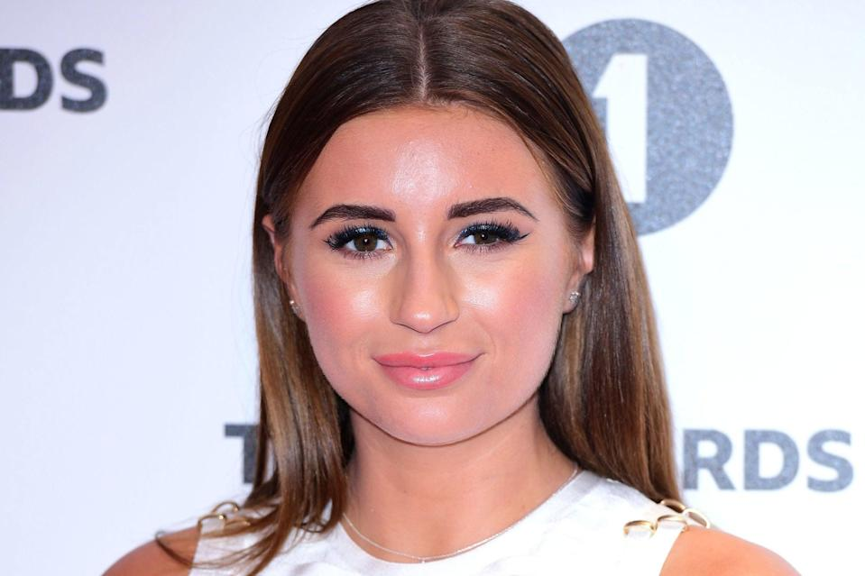 <p>Dani Dyer has welcomed her first chil</p> (PA)