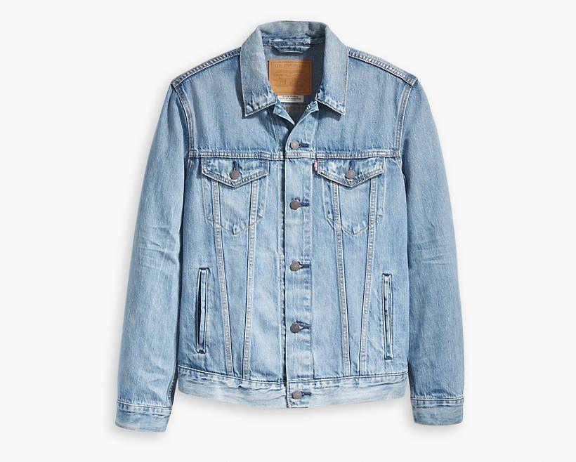 """<p><strong>Levi's</strong></p><p>levi.com</p><p><strong>$98.00</strong></p><p><a href=""""https://go.redirectingat.com?id=74968X1596630&url=https%3A%2F%2Fwww.levi.com%2FGB%2Fen_GB%2Fclothing%2Fmen%2Ftrucker-jacket%2Fp%2F723340351&sref=https%3A%2F%2Fwww.townandcountrymag.com%2Fstyle%2Ffashion-trends%2Fg32622659%2Fcool-jackets-for-men%2F"""" rel=""""nofollow noopener"""" target=""""_blank"""" data-ylk=""""slk:Shop Now"""" class=""""link rapid-noclick-resp"""">Shop Now</a></p><p>There are few jackets as iconic as Levi's denim trucker. If you own a jean jacket, it was probably inspired by this one. Sometimes, there's nothing quite like the original.</p>"""