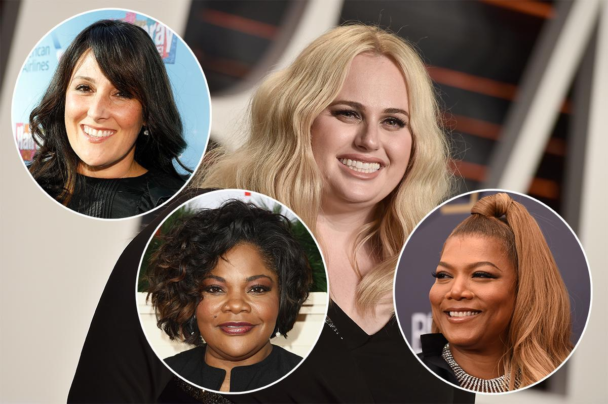 """Rebel Wilson says she's""""the first-ever plus-sized girl to be the star of a romantic comedy,"""" and Twitter disagrees, pointing to Queen Latifah, Mo'Nique, and Ricki Lake. (Photo: Getty Images)"""