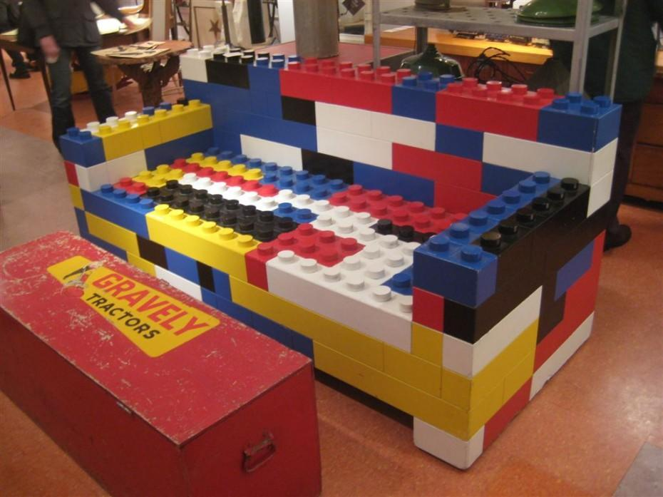 """<div class=""""caption-credit""""> Photo by: Flickr</div><div class=""""caption-title"""">LEGO Couch</div>Just like the chair, this LEGO-made couch may not be the comfiest spot for your tush, but what a sight to see! This creation is simply breathtaking. <br> <a href=""""http://www.babble.com/mom/20-wacky-yet-practical-items-made-of-legos/?cmp=ELP bbl lp YahooShine Main  011013  20wackyyetpracticalitemsmadeoflegos famE   """" rel=""""nofollow noopener"""" target=""""_blank"""" data-ylk=""""slk:For 13 more amazing LEGO creations, visit Babble!"""" class=""""link rapid-noclick-resp""""><b><i>For 13 more amazing LEGO creations, visit Babble!</i></b></a>"""