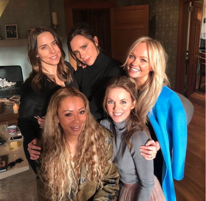 She also revealed that all five of the girls have invites to the Windsor nuptials. Photo: Instagram