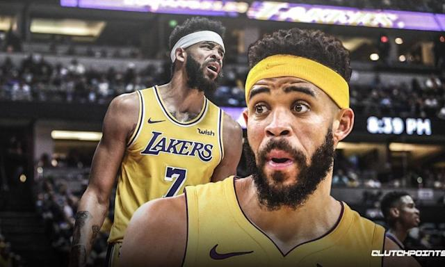 JaVale McGee Expects To Be The Lakers' Starting Center