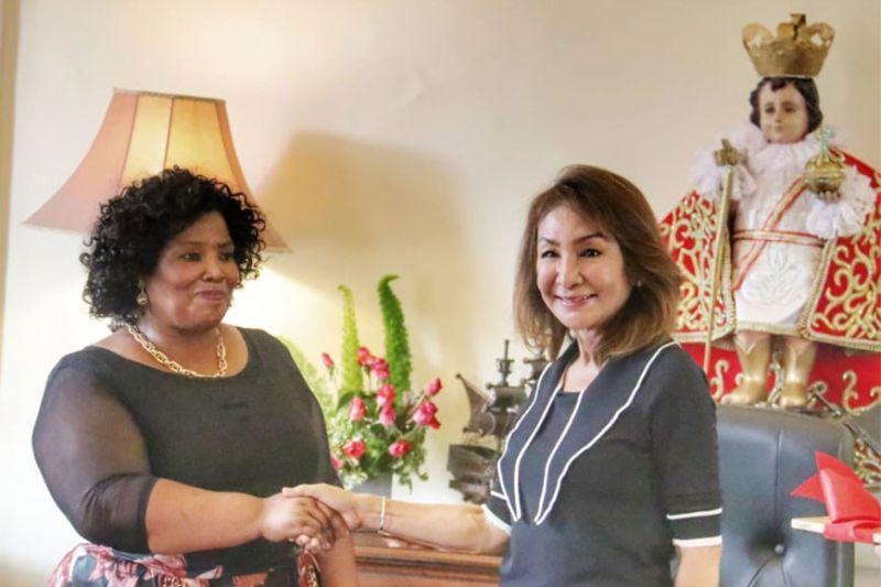 Visit of South African envoy to lead to sisterhood pact