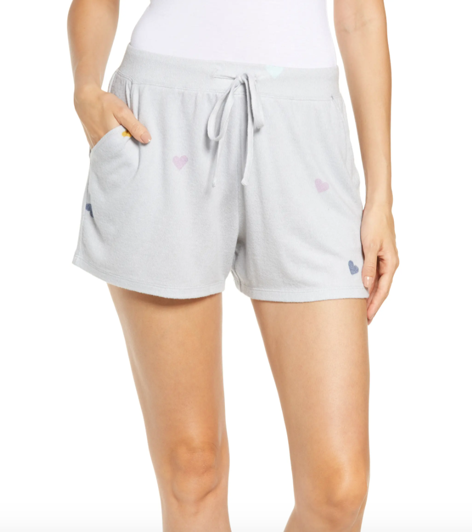 These days, you can never have too many sweat shorts. (Photo: Nordstrom)