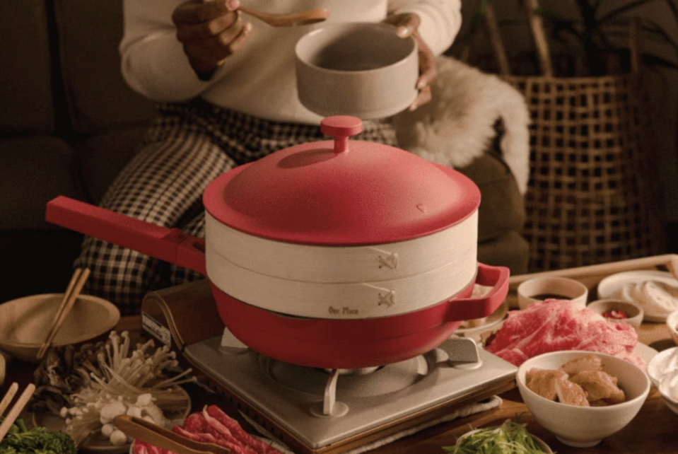 The Always Pan - limited edition Red Hot Bundle- $245 CAD