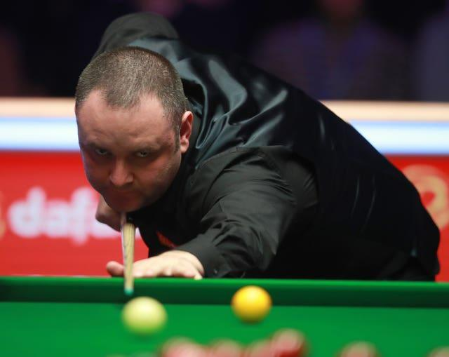 Stephen Maguire in action