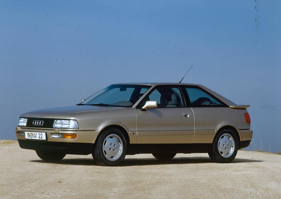 The classic Audi 80 featured a variety of different engines