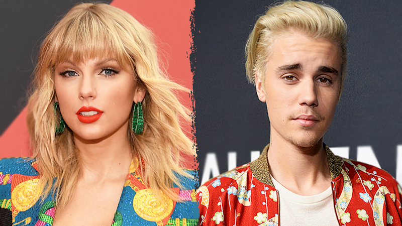 Justin Bieber Says There's No Drama With 'Homie' Taylor Swift
