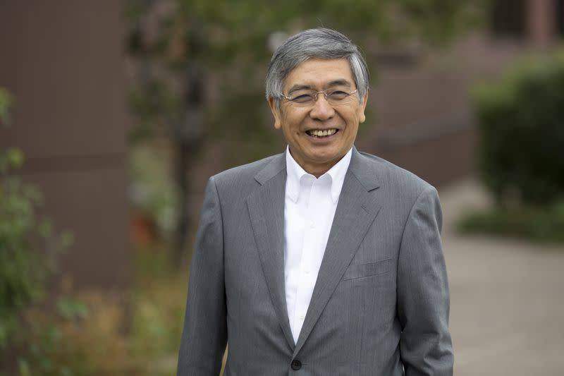 Bank of Japan Governor Kuroda attends the Jackson Hole Economic Policy Symposium in Jackson Hole
