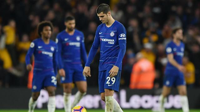 "A loss to Wolves could be good for Chelsea players who have ""too much confidence"", according to Maurizio Sarri."
