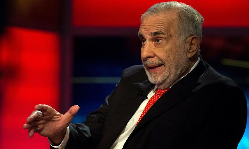 Investor Carl Icahn, who has a stake in both companies, supports the merger