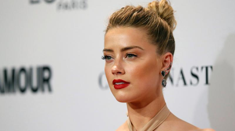 Amber Heard Opens Up About About Why She Doesn't Label Her Sexuality