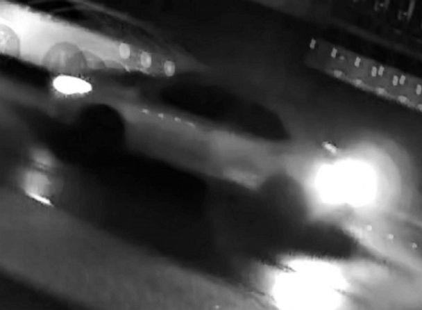 PHOTO: Video released by the Dearborn Police Department shows Reem Alsaidi getting into a car that pulled up in front of her residence in Dearborn, Mich., Jan. 11, 2020. (Dearborn Police Department)