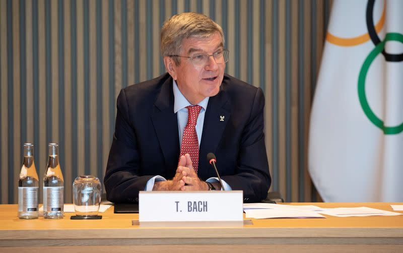 The 2022 Youth Olympic Games to be postponed to 2026: IOC
