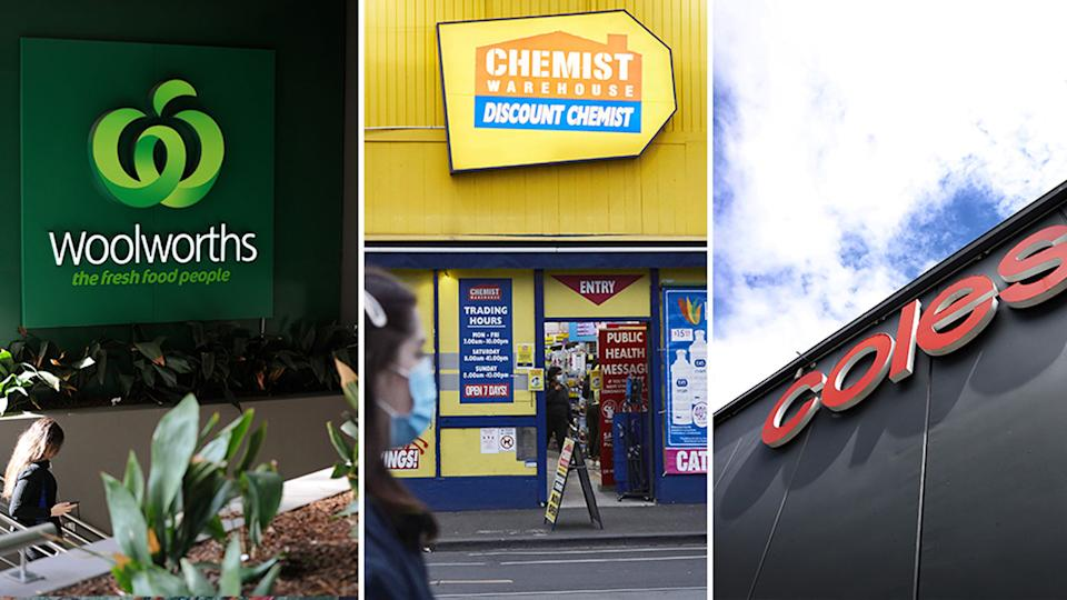 NSW Health has identified several new exposure sites, including supermarkets and chemists. Source: AAP/Getty Images