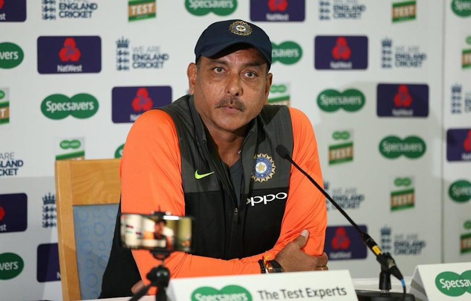 Ravi Shastri is set to stand down as India head coach after the T20 World Cup (Jonathan Brady/PA) (PA Archive)