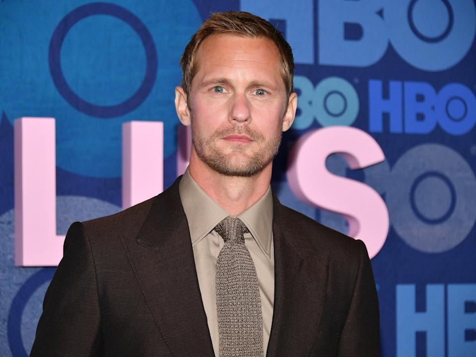 Alexander Skarsgård attends the premiere of Big Little Lies' second season on 29 May 2019 in New York City (Dia Dipasupil/Getty Images)