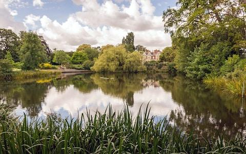 Bletchley Park - Credit: Getty