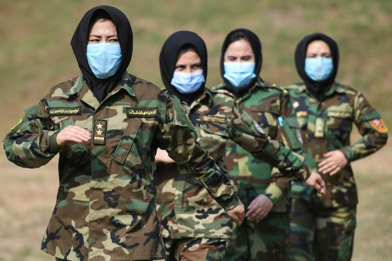 There is palpable fear that hard-fought women's rights will be lost in Afghanistan