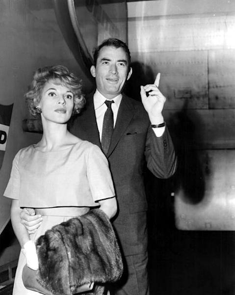 Veronique Peck, Wife of Gregory Peck, Dies at 80
