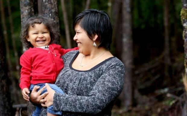 A new report looks at First Nations women and girls' health from birth to their elder years, including all aspects of wellness, from physical activity to community gatherings. (Sacred and Strong: Upholding our Matriarchal Roles Report - image credit)