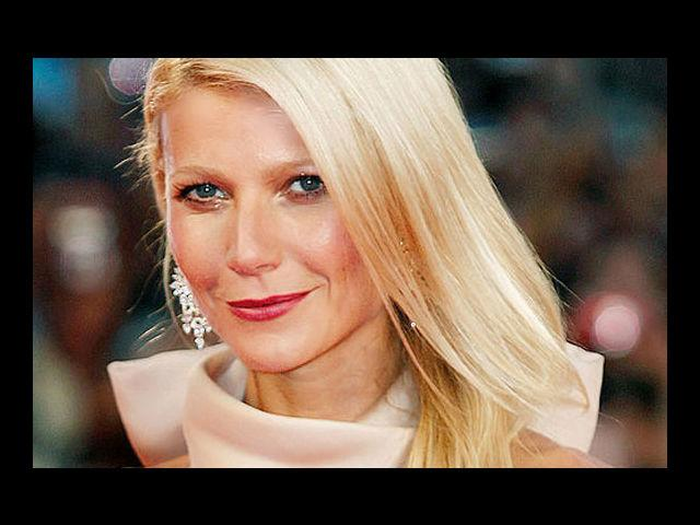<b>2. Gwyneth Paltrow</b><br> If there is one thing that manages to take our attention away from the metal-equipped, whizzing superhero Iron Man, then that's the ever-so-ravishing Gwyneth Paltrow. The former Oscar winning actress has the charm and the resonant beauty that never seems to age even a day, lest you forget she turned 40. Small wonder her husband Chris Martin can't stop singing her praises!
