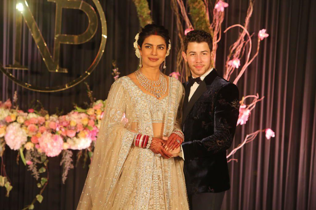 "<p>Throughout <a rel=""nofollow"" href=""https://www.townandcountrymag.com/the-scene/weddings/a25309678/priyanka-chopra-nick-jonas-wedding-details/"">her extensive wedding celebrations</a>, Priyanka Chopra hasn't hesitated to go all-in on the fashion-and to wear a series of stunning dresses. Here, we've gathered all of the looks Chopra wore before, during, and after her wedding to beau Nick Jonas.</p>"