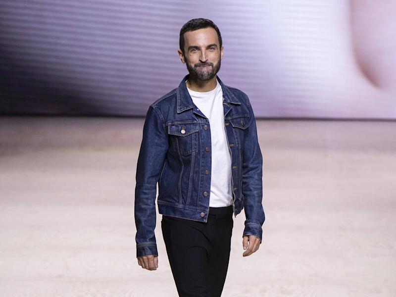 Nicolas Ghesquiere shoots new Louis Vuitton ad