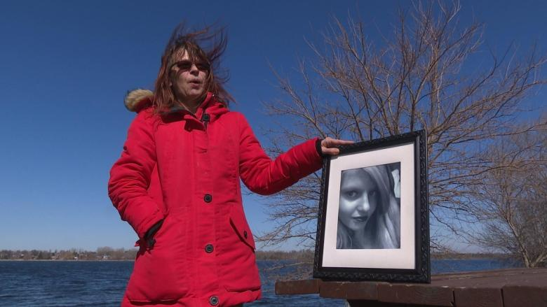 Daughter 'would be alive today' if she was wearing flotation device on snowmobile, mother says