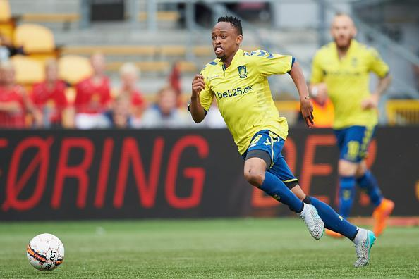 The former South Africa youth international could be plying his trade in the MLS next season if he decides to leave the Danish club