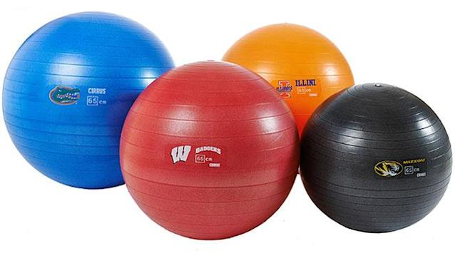 Cirrus Fitness Logo'd Stability Balls