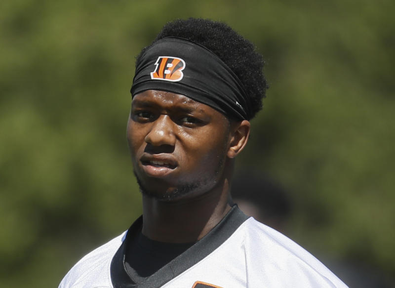 Bengals sign 2nd-round pick RB Joe Mixon