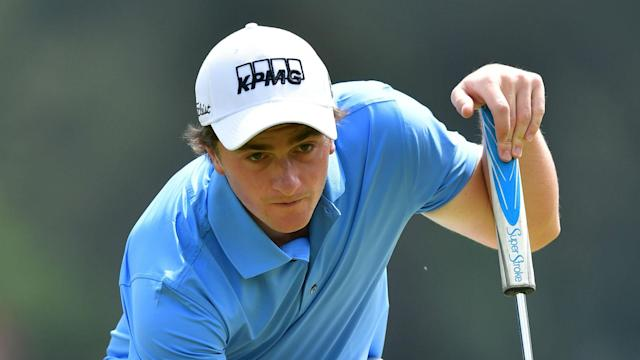 Renato Paratore shot up the leaderboard with a record-breaking score, but Paul Dunne leads the Trophee Hassan II ahead of round four.