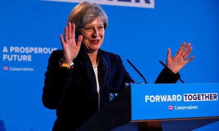 Theresa May redefines Conservatism as Tories move on from Thatcher